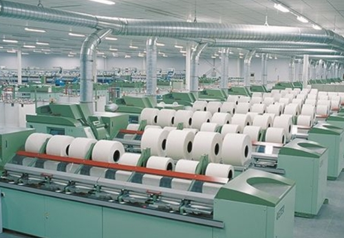 纺织印染行业